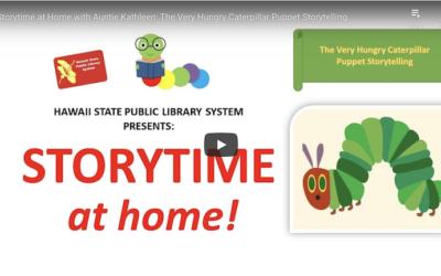 Virtual Story Time