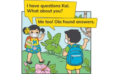 Keiki Heroes Teach Kids How to Stay Safe During the Pandemic